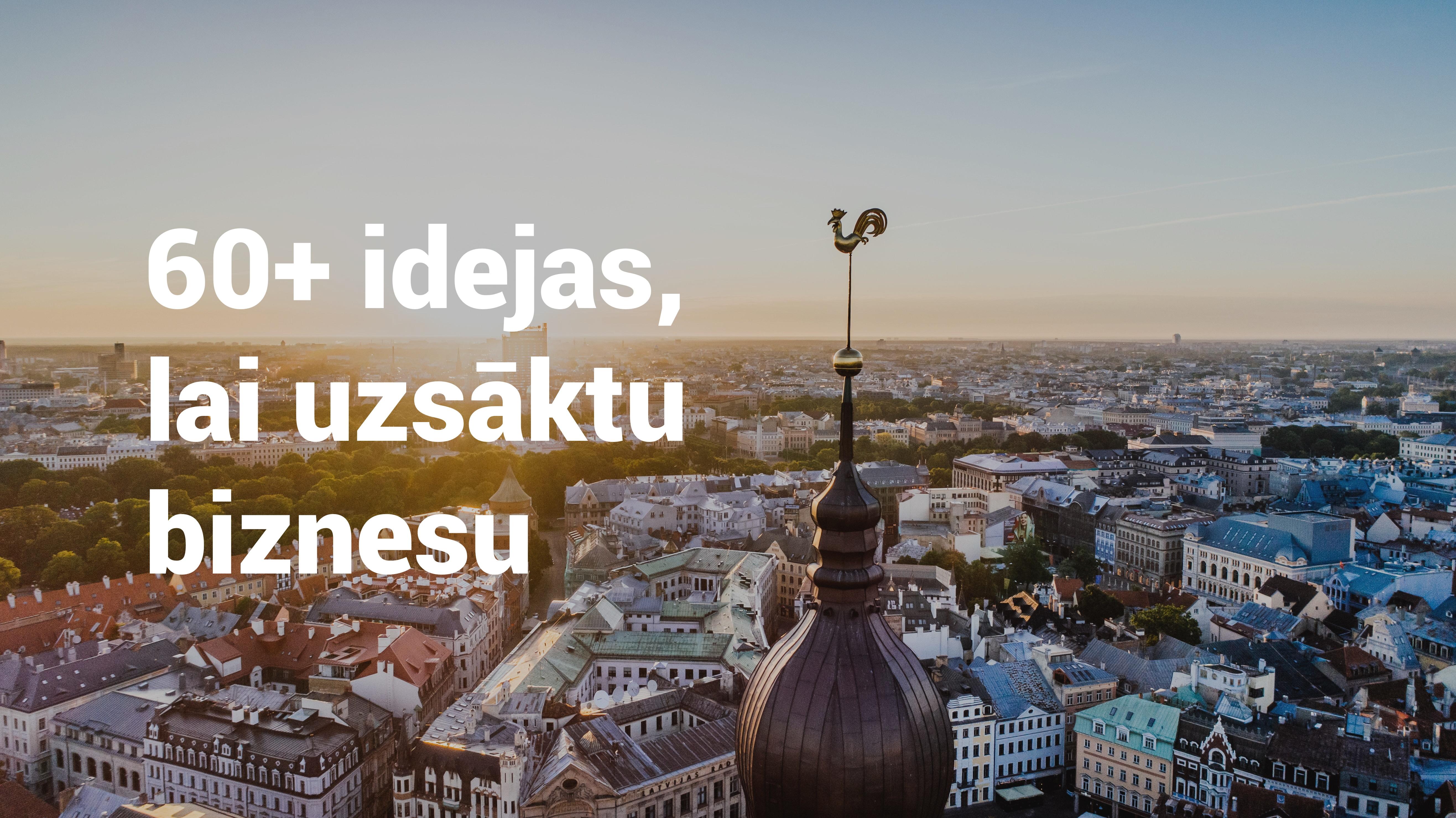 biznesa idejas mazpilsētā kādi ir reālie veidi kā pelnīt naudu tiešsaistē